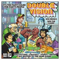 Party People Games PUB1001 Double Vision Collectors Edition Board Game
