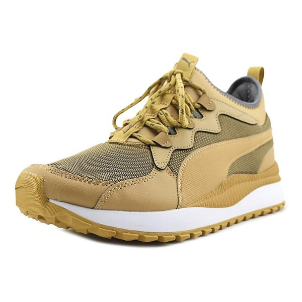 Puma Pacer Next Mid SB Men Round Toe Synthetic Tan Sneakers
