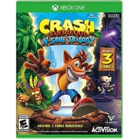 Activision Blizzard 88196 Crash Bandicoot N. Sane Xone
