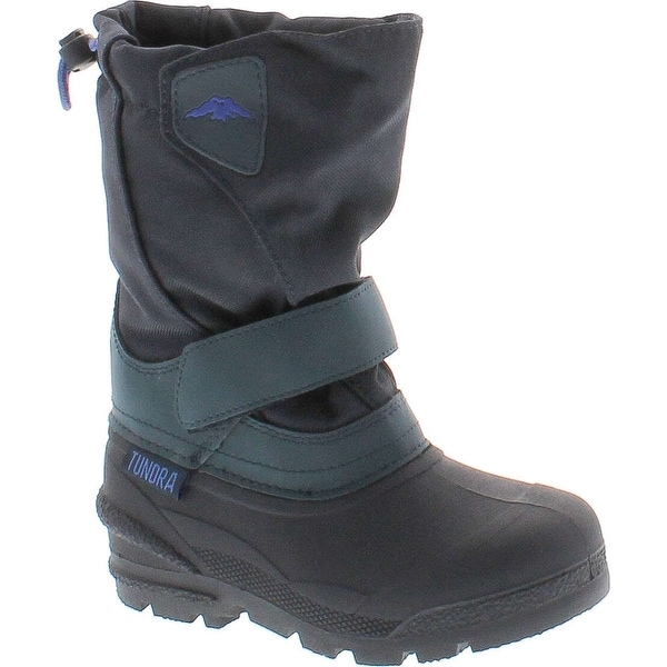 Tundra Girls Quebec Waterproof All Weather Snow Boots