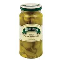 Giuliano's Pepperoncini - Case of 6 - 16 oz.