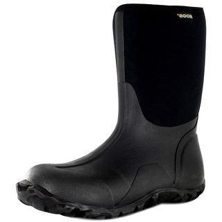 "Bogs Boots Mens 10"" Classic Mid Rubber Farm Waterproof 61142"