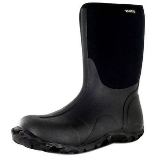 "Bogs Boots Mens 10"" Classic Mid Rubber Farm Waterproof 61142"