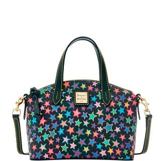 Dooney & Bourke Stars Ruby Bag (Introduced by Dooney & Bourke at $158 in Sep 2016) - Black