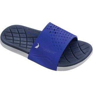 Rider Children's Infinity Slide Sandal White/Blue