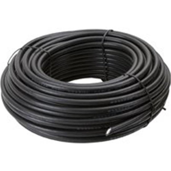 American Tack & Hdwe VQ3100NEB Quad Rg6 Coaxial Cable 100 Ft.