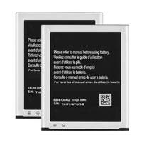 Battery for Samsung EB-B130AU (2-Pack) Replacement Battery