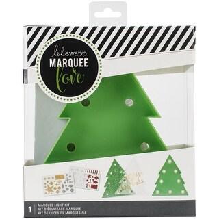 Heidi Swapp Marquee Love Plastic Shape Kit-Tree