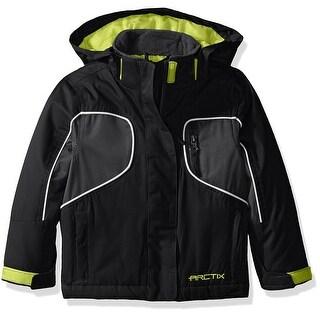 Arctix Boys Storm Insulated Jacket - Black