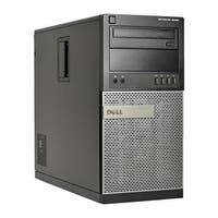 Dell OptiPlex 9020-T 3.2GHz Core i5 CPU 8GB RAM 2TB HDD Windows 10 Computer (Refurbished)