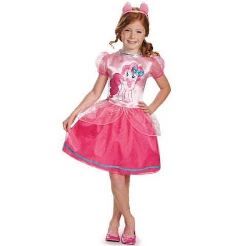 Disguise Pinkie Pie Classic Dress Child Costume - Pink