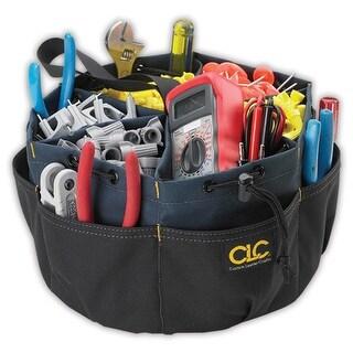 CLC 1148 Drawstring Bucket Bag, 22 Pockets