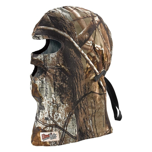 Legendary Whitetails Elimitick Realtree Camo Full View Hunting Facemask - realtree ap
