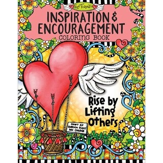 Design Originals-Inspiration & Encouragement Color Book