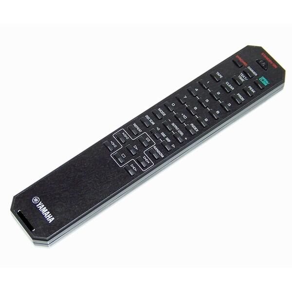 OEM Yamaha Remote Control Originally Shipped With: CDC-697, CDC697