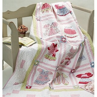 Dimensional Quilt-One Size Only -*SEWING PATTERN*