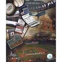 Photofile PFSAAGN18801 Fenway Park Composite Sports Photo - 8 x 10