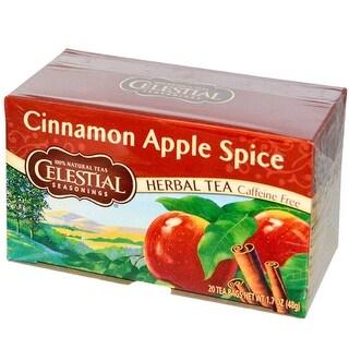 Celestial Seasonings - Cinnamon Apple Spice Tea ( 5 - 20 BAG)