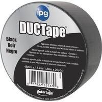 Intertape Polymer Group 20Yds Black Duct Tape 6720BLK Unit: EACH