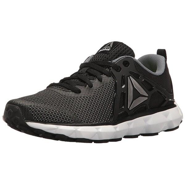 Reebok Womens hexaffect run 5.0 mtm Low Top Lace Up Running Sneaker