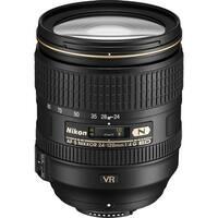 Nikon AF-S NIKKOR 24-120mm f/4G ED VR Lens (Open Box)
