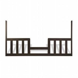 Foundation F09524-97 Toddler Gurd Rail for Traditional Crib, Slate