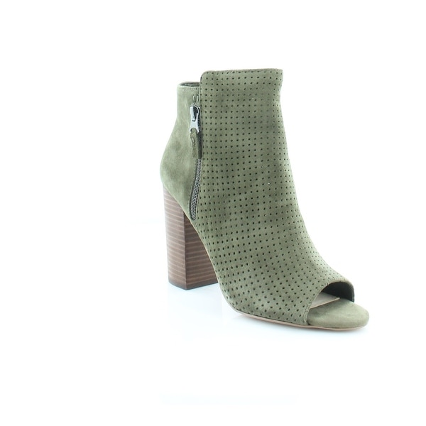 Jessica Simpson Keris Women's Heels Dark Olive - 8.5