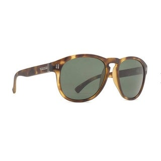 Vonzipper Sunglasses Thurston Satin Tortoise With Vintage Grey