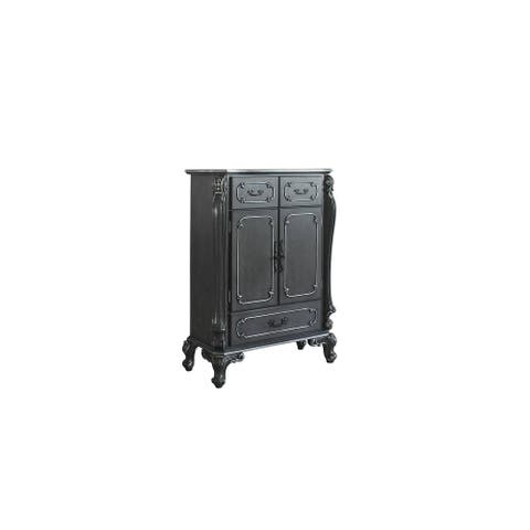 ACME Delphine Chest in Charcoal