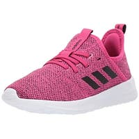 Adidas Unisex Cloudfoam Pure, Real Magenta/Black/Grey