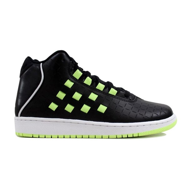 bcce0c75c96e32 Shop Nike Air Jordan Illusion GG Black Liquid Lime-White 705535-015 ...