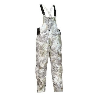 King's Camo Insulated Bibs Snow Shadow Weather Pro All Sizes