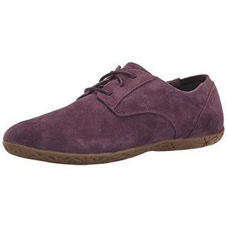 Merrell Womens Mimix Link Suede Lace Up Casual Shoes - 5 medium (b,m)