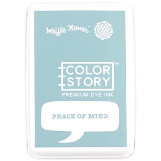 Waffle Flower Dye Ink Pad-Peace Of Mind