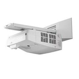 Nec Display Solutions - Wxga, Lcd, 3500 Lumen Ultra Short Throw Interactive Projector W/20W Speaker, Clo