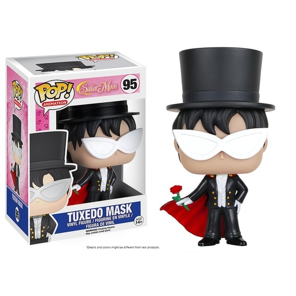 Sailor Moon Funko Pop Anime Vinyl Figure Tuxedo Mask