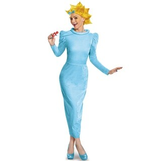 Disguise Maggie Deluxe Adult Costume - Blue