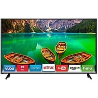 VIZIO D50-E1 50-inch 4K Ultra HD LED Smart TV - 3840 x 2160 - 120 (Refurbished)