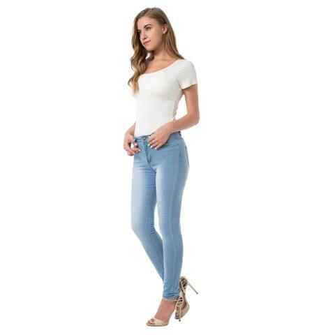 Fashion Denim Pants