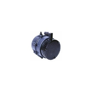 Little Giant 527176 325 GPH 115V Small Submersible Pump with 18ft. Power Cord - Black - N/A