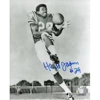 Harold Jackson signed Philadelphia Eagles 8x10 Photo