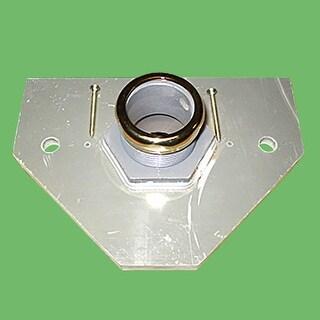Toilet Part Plastic High Tank Toilet Brass Plastic Panel
