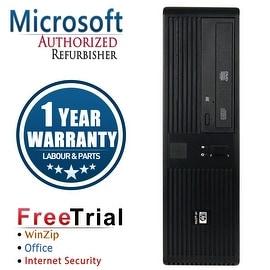 Refurbished HP RP5700 SFF Intel Core 2 Duo E6400 2.13G 4G DDR2 500G DVD WIN 10 Home 1 Year Warranty