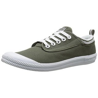 Volley Mens International Canvas Low Top Fashion Sneakers - 7