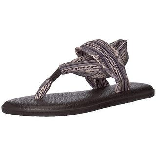 7cf7ceb2e80620 Sanuk Womens Yoga Sling 2 Split Toe Beach Strappy Sandals