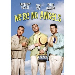 We're No Angels - DVD