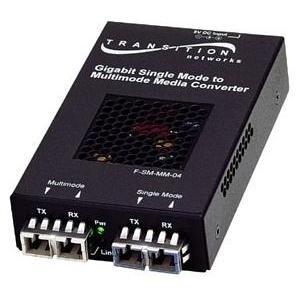 """Transition Networks SFMFF1314-220-NA Transition Networks Gigabit Ethernet Transceiver - 2 x SC Duplex - 1000Base-SX,"
