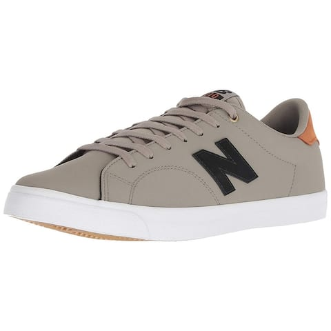 New Balance Mens AM210GDG Fabric Low Top Lace Up Running Sneaker