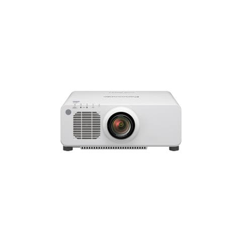 Panasonic PT-RZ970WU WUXGA DLP Laser Projector with Standard Lens- White