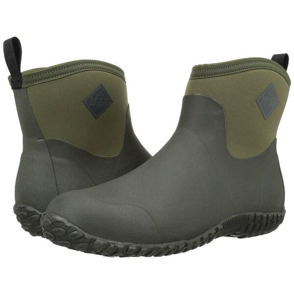 9bc27388dc2 Muck Boots Muckster II Ankle-Height Men's Rubber Garden Boot  (Moss/Green/Size 11)
